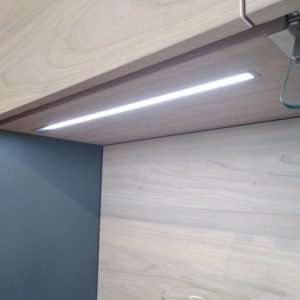BARRA LED INTEGRADA