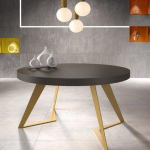 mesa comedor boomerang rodri diseño