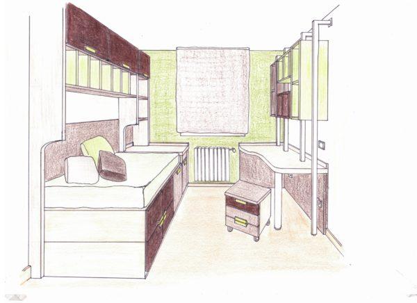 proyectos mueble juvenil