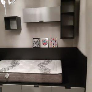 mueble juvenil jjp- vulcano -gris