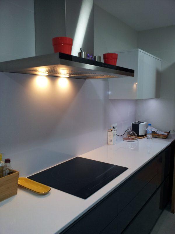 cocina antracita- blanco- gola